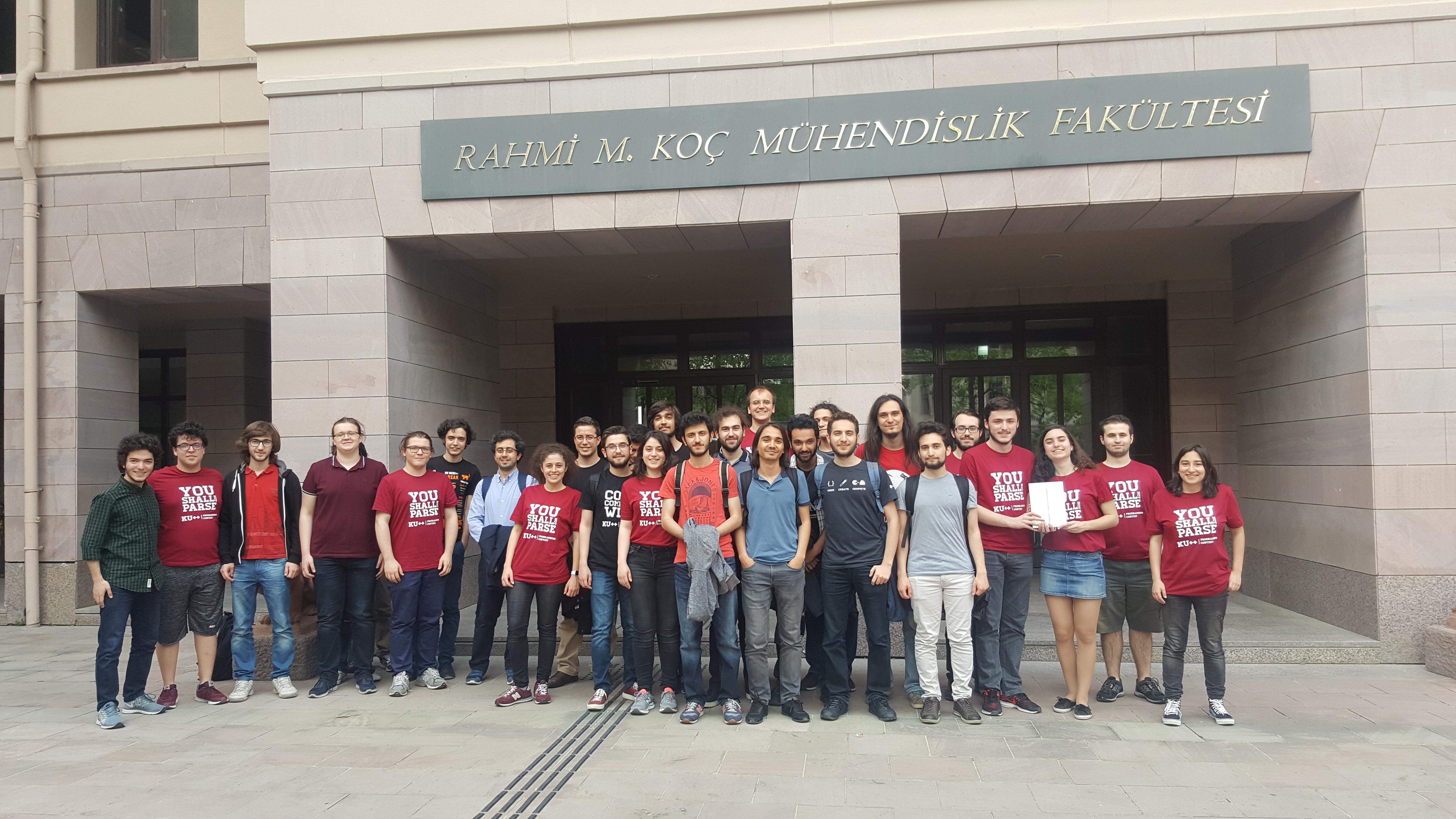 Koç University ACM Student Chapter